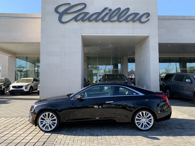 New 2019 Cadillac ATS Coupe Luxury RWD