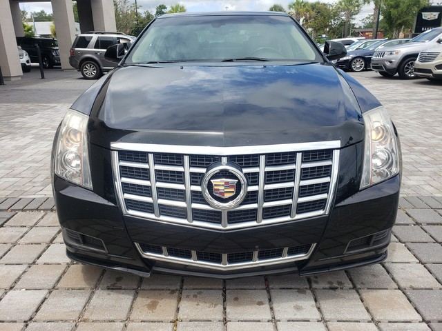 Pre-Owned 2013 Cadillac CTS Sedan Luxury Rear Wheel Drive Sedan