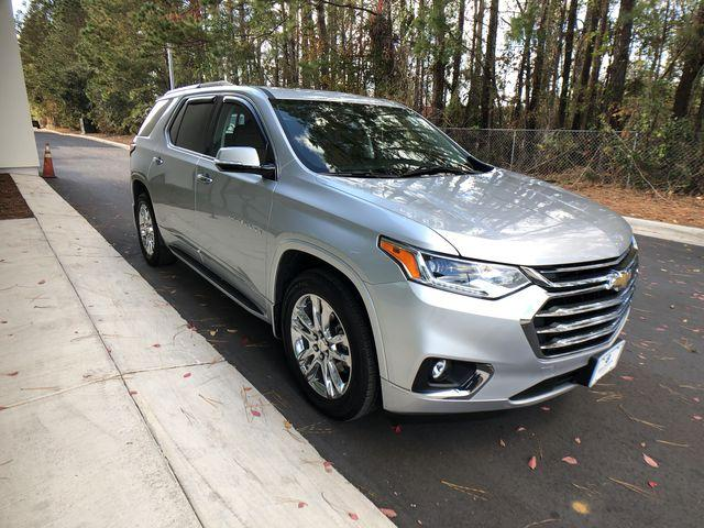 Pre Owned 2018 Chevrolet Traverse Awd 4dr High Country W 2lz Sport