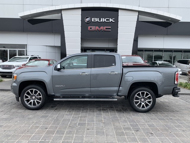 Gmc Canyon Denali >> New 2019 Gmc Canyon 4wd Denali Short Bed In G5044 Baker Motor Company