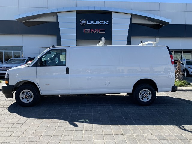 a212eefa83 New 2019 GMC Savana Cargo Van Work Van Full-size Cargo Van in  G5046 ...
