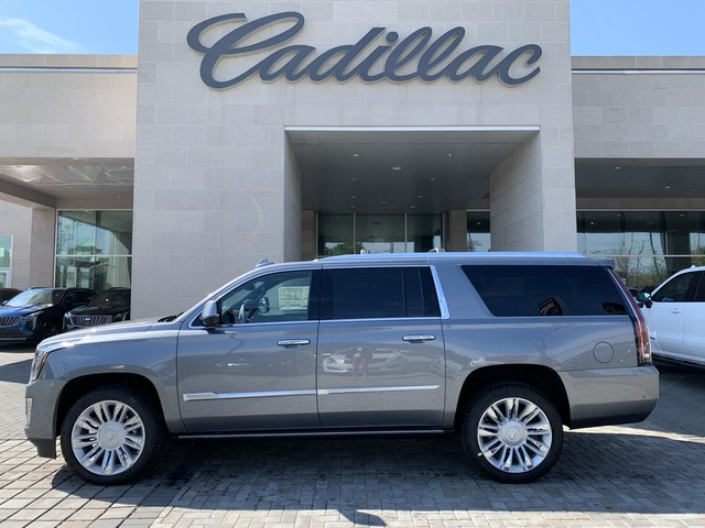 New 2019 Cadillac Escalade Esv Platinum Four Wheel Drive Suv