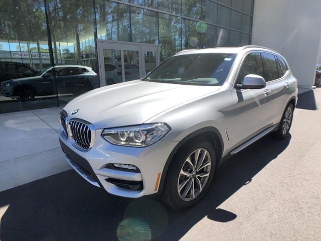 New 2019 BMW X3 sDrive30i SUV