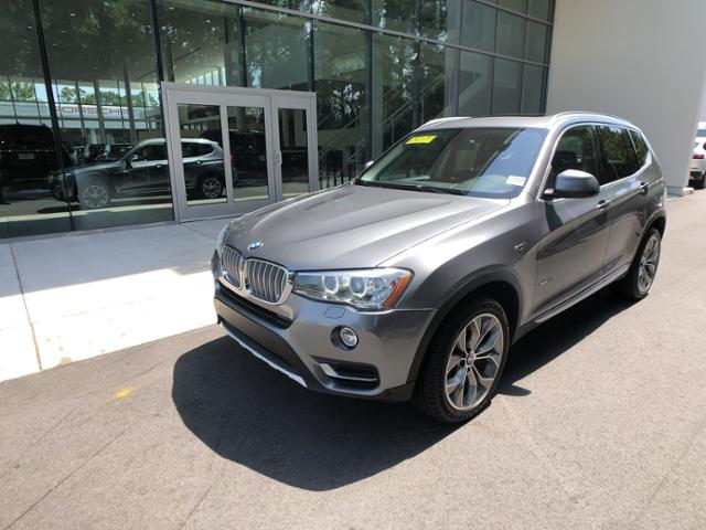 Pre-Owned 2016 BMW X3 AWD 4dr xDrive35i