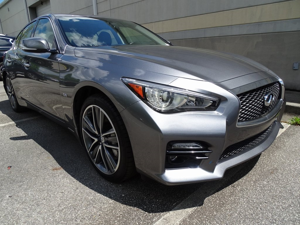 Certified Pre Owned 2017 Infiniti Q50 Sport