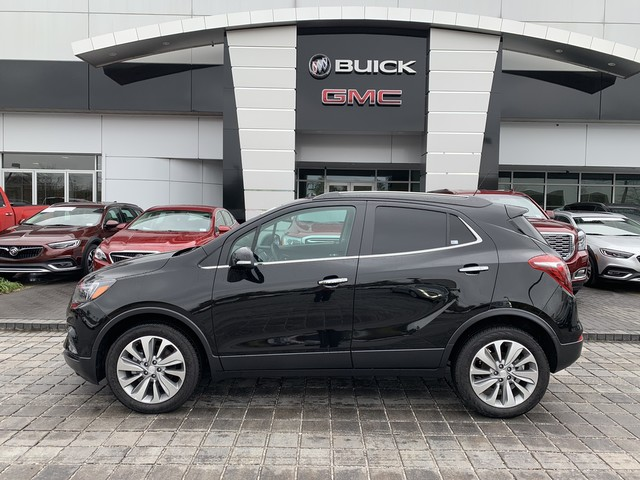 New 2018 Buick Encore FWD