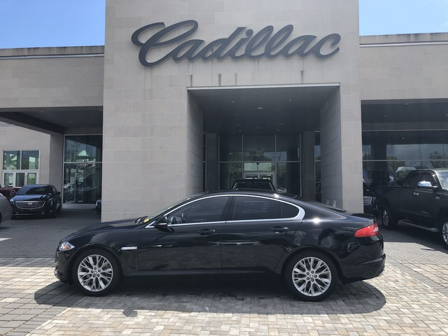 Attractive Pre Owned 2013 Jaguar XF V6 RWD