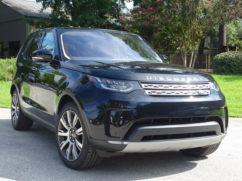 New 2018 Land Rover Discovery Hse Luxury 4d Sport Utility In Lr0218 2007 Range Supercharged Firing Order With Diagrams And Images