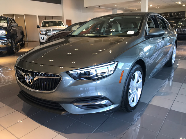 New 2018 Buick Regal Sportback Preferred Sedan In B2212 Baker