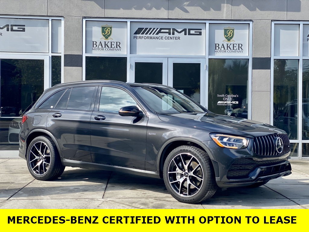 Certified Pre-Owned 2020 Mercedes-Benz GLC GLC 43 AMG®