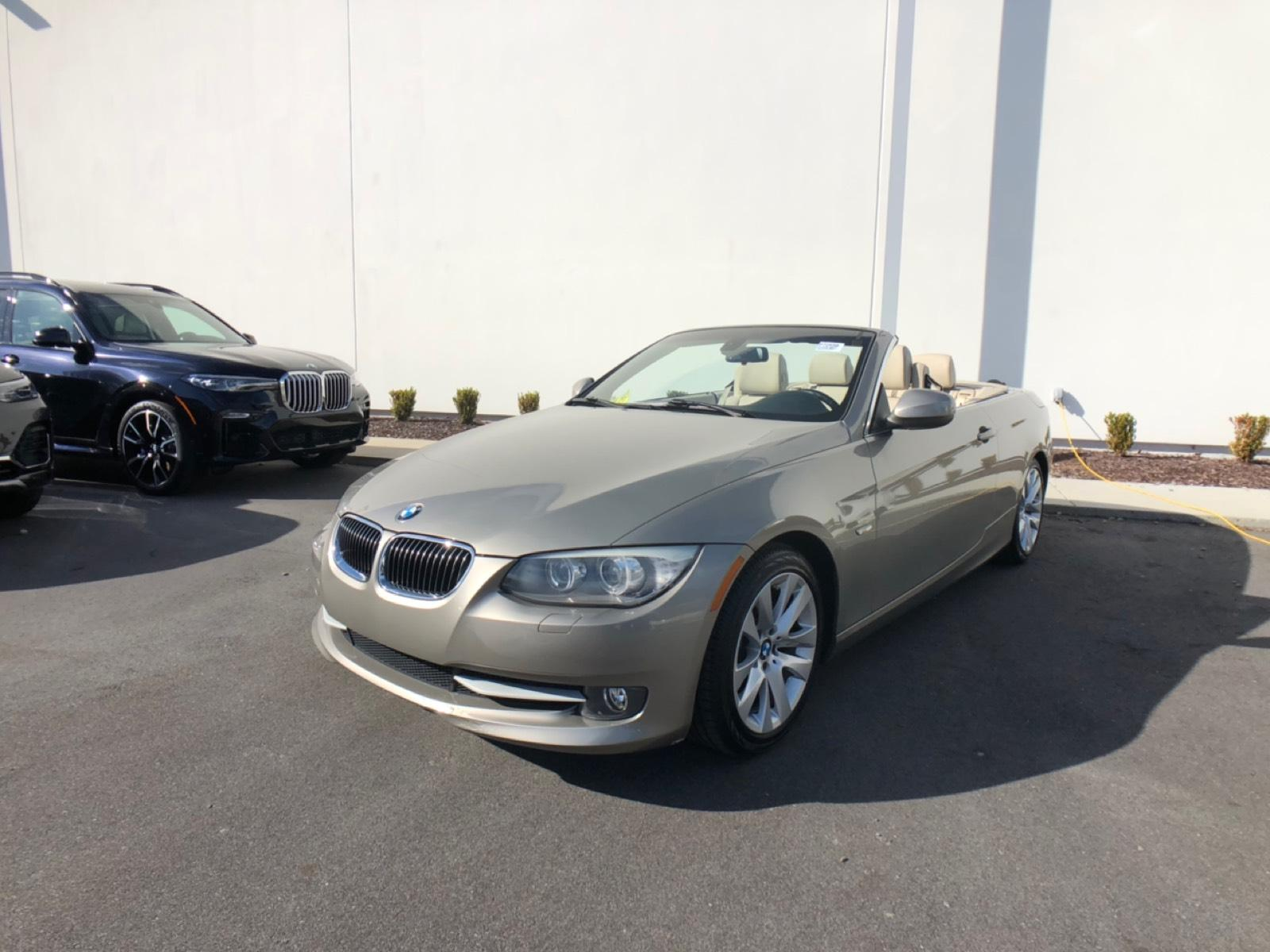 Pre-Owned 2011 BMW 328i Convertible