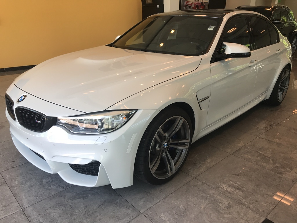 Pre-Owned 2016 BMW M3 Base