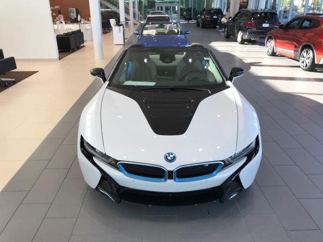 New 2019 Bmw I8 Roadster Convertible In C3504 Baker Motor Company