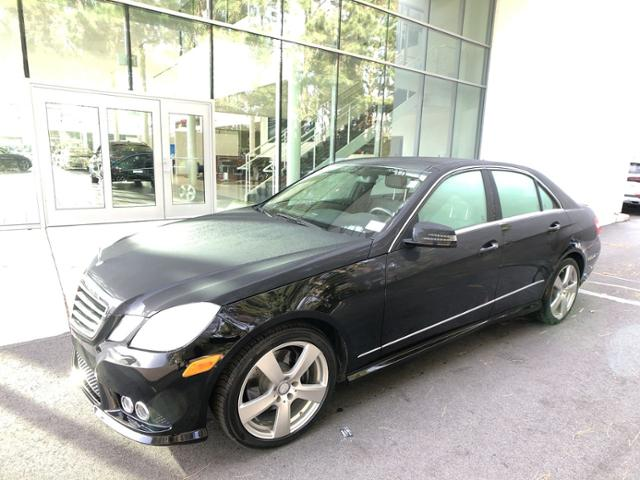 Pre-Owned 2010 Mercedes-Benz E-Class 4dr Sdn E 350 Sport RWD