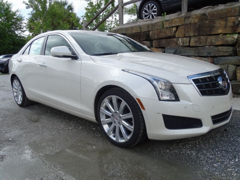 Pre-Owned 2014 Cadillac ATS 2.5L Luxury