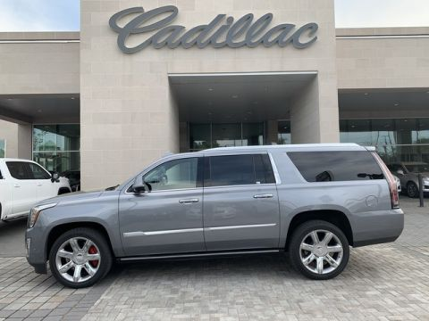New 2018 Cadillac Escalade ESV Premium Luxury