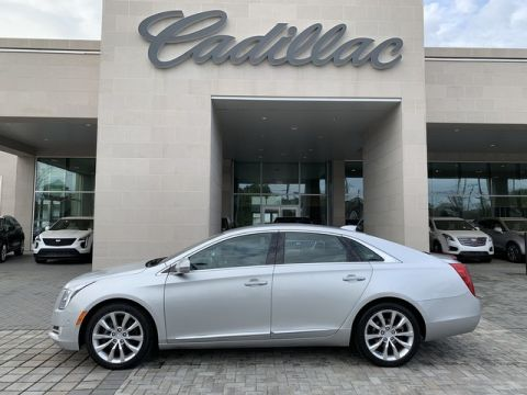 Certified Pre-Owned 2017 Cadillac XTS Luxury