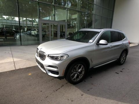 New 2020 BMW X3 sDrive30i SUV
