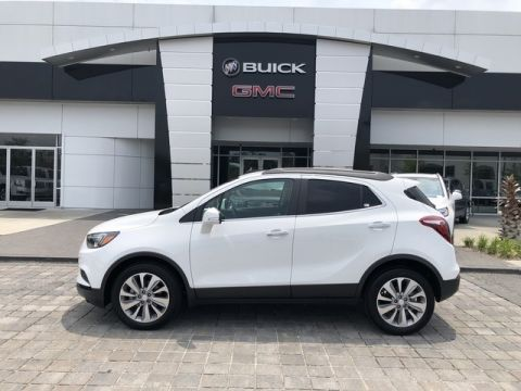 New 2018 Buick Encore BASE