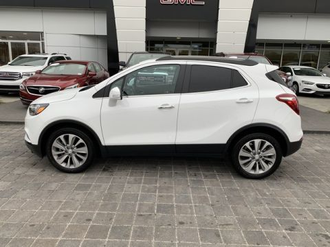 New 2019 Buick Encore Preferred - GM VEHICLE