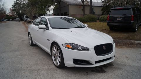 Certified Pre-Owned 2015 Jaguar XF Supercharged