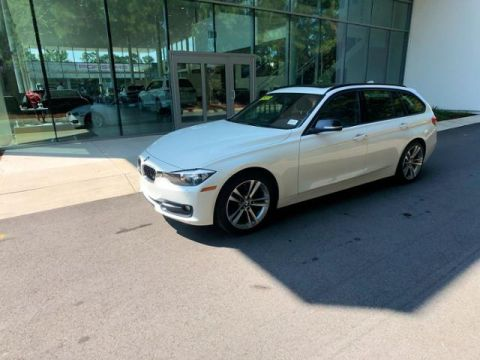 Pre-Owned 2014 BMW 3 Series 4dr Sports Wgn 328d xDrive AWD