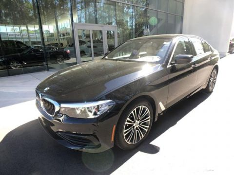 New 2019 BMW 5 Series 530i Sedan