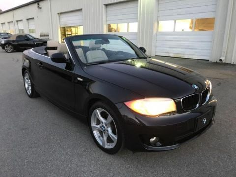 Pre-Owned 2013 BMW 1 Series 2dr Conv 128i SULEV