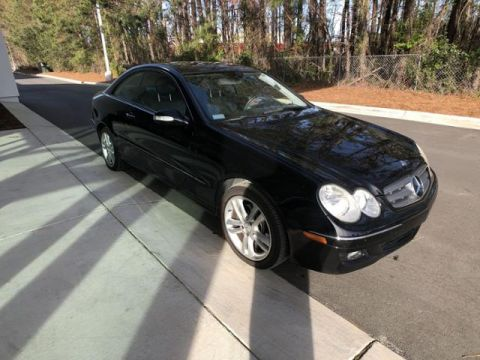 Pre-Owned 2006 Mercedes-Benz CLK 2dr Coupe 3.5L