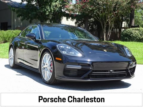 Certified Pre-Owned 2018 Porsche Panamera Turbo